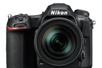 Nikon D500 front on Nature Photo Portal