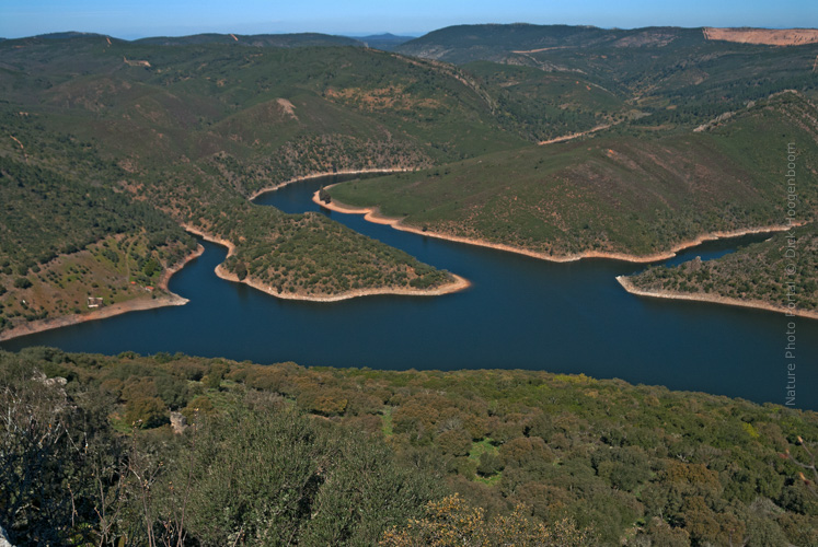 Landscape photography Nature Photo Portal Dick Hoogenboom Extremadura River Tagus